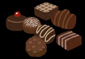 チョコレート体に良い
