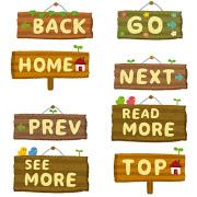 英語の単語の看板集