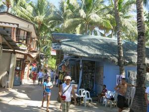 フィリピンの街並み画像
