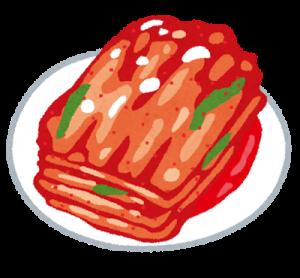 韓国のキムチは美味