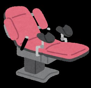助産院での出産(分娩台)