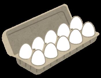 スーパーの卵は孵らない卵