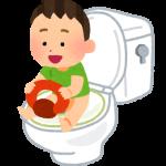 トイレトレーニングは3歳前から?嫌がる等で進まない時のコツ